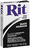 Rit All-Purpose Powder Dye, Black