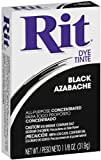Arts & Crafts : Rit All-Purpose Powder Dye, Black