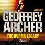 The Burma Legacy | Geoffrey Archer