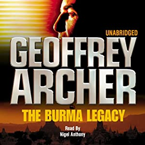 The Burma Legacy Audiobook