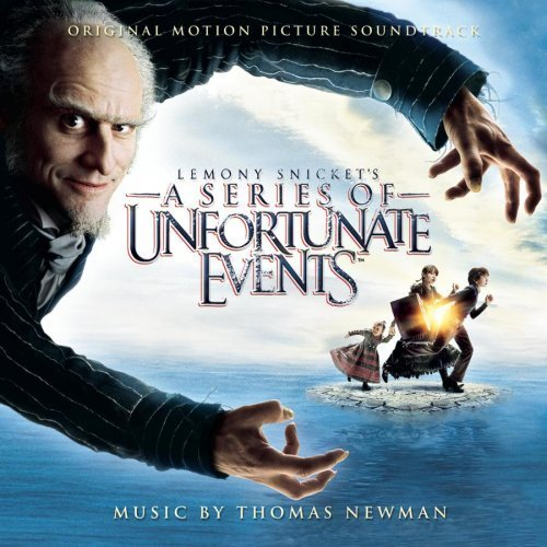 Lemony Snicket's A Series of Unfortunate Events Soundtrack edition (2004) Audio CD
