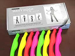 Sports Hoop for Exercise: Wavy Hoop 1B - 1.0lb (Dia.36\