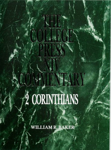 2 Corinthians  The College Press Niv Commentary