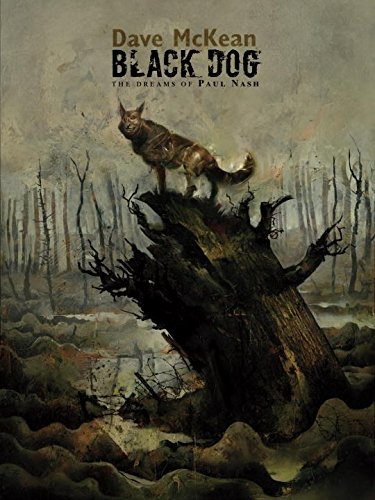 Image of Black Dog: The Dreams of Paul Nash Limited Edition