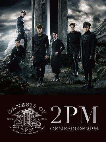CD : 2PM - Genesis Of 2pm (Japan - Import, 2PC)