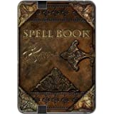 Magic Spell Book Design Pattern Image Kindle Fire HD 7 Vinyl Decal Sticker Skin by Trendy Accessories