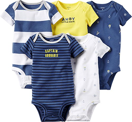Carter's 5 Pack Bodysuits (Baby)