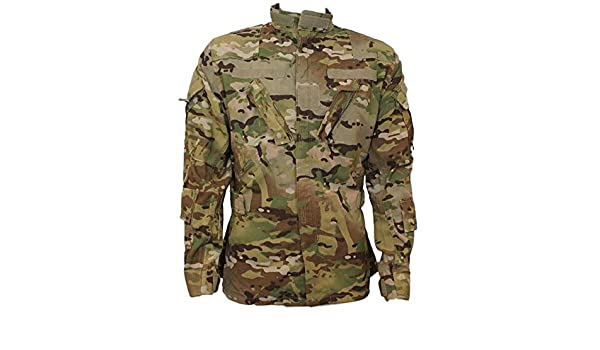 GI Nomex Fire Retardant Shirt Multicam A2CU Air Crew FR Shirt OCP Old Version
