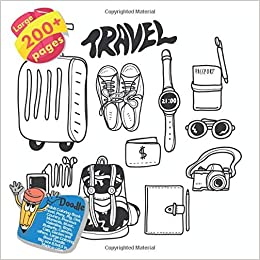 Adult Coloring Book Travel, Pony, Pig, Owl, Country ...