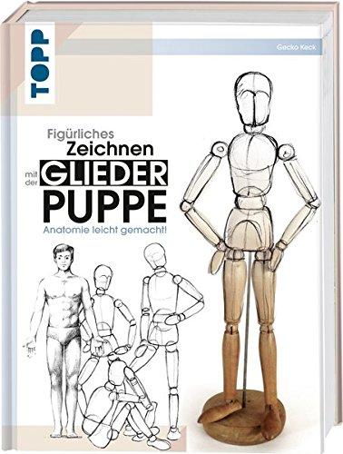 Figürliches Zeichnen Mit Der Gliederpuppe  Anatomie Leicht Gemacht