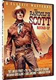 The Randolph Scott Roundup – 6 Classic Westerns: A Lawless Street, The Tall T, Decision At Sundown, Buchanan Rides Alone, Ride Lonesome, and Comanche Station