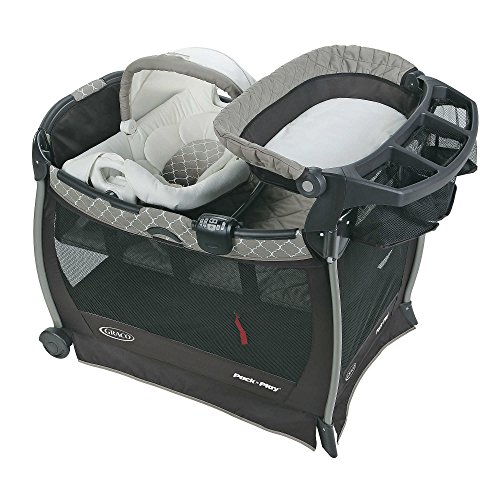 Graco Pack 'n Play Playard with Cuddle Cove Elite Removable Seat in London by Graco