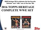 2016 Topps Heritage - WWE Wrestling Complete 110