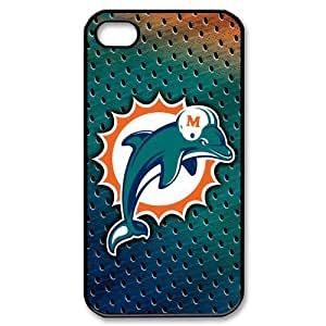 iPhone 5c Case, Miami Dolphins Pattern Back Cover Case for iPhone 5c