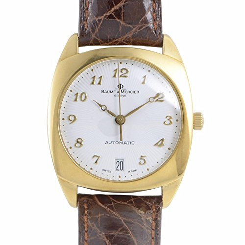 Baume-Mercier-Baume-Mercier-automatic-self-wind-mens-Watch-MOAO6629-Certified-Pre-owned