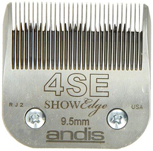 Andis Pet No.4SE Blade Set, 3/8-Inch, 9.5mm - Blade Set 4f