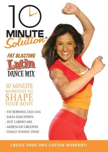 Latin Dance Mix (Latin Dances Dvd)