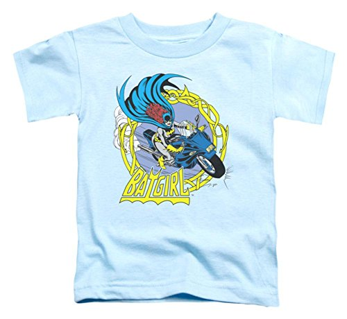 Toddler: Batman - Batgirl Motorcycle Baby T-Shirt Size 3T