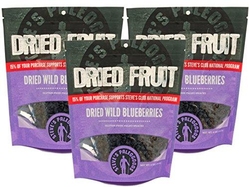 Steves PaleoGoods Dried Bluberries Pack product image