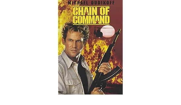 Chain of Command [USA] [DVD]: Amazon.es: Michael Dudikoff ...