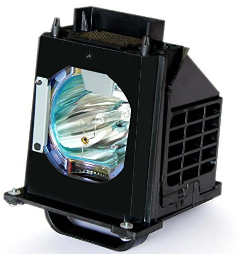 915B403001 Replacement Lamp with Housing for Mitsubishi TV WD-60735, WD-60737, WD-60C8, WD-82837