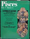 Pisces, American Astroanalysts Institute, 0441032672