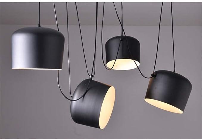 Pendente lampadari plafoniera luce aim replica drum pendant light