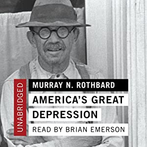 America's Great Depression Hörbuch