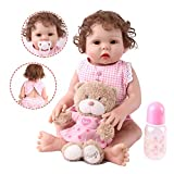 CHAREX Reborn Baby Girl Dolls, 18 Inches Full