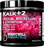 Brightwell Aquatics Kalk+2 - Advanced Kalkwasser Supplement 100g / 3.5oz
