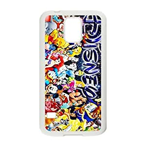 Disney General Mobilization Design Plastic Case Cover For Samsung Galaxy S5