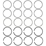 Hastings 4925 4-Cylinder Piston Ring Set