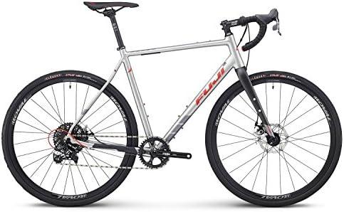 Bicicleta de carretera Gravel Bike Fuji Jari 1.5 2018 – 54 cm: Amazon.es: Deportes y aire libre