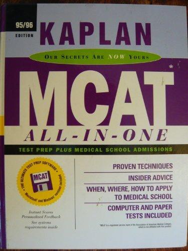 MCAT/Test/Medical (Kaplan Sourcebooks)