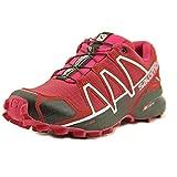 Salomon Speedcross 4 Trail Running Shoe - Women's Tibetan Red/Sangria/Black, US 8.0/UK 6.5