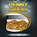 Penny Stocks: All You Need to Know to Invest Intelligently in Penny Stocks Audiobook by Jonathan S. Walker Narrated by Ken Kamlet