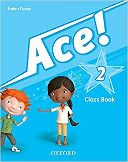 Pack Ace! 2. Class Book And Songs + CD - 9780194007672 ...