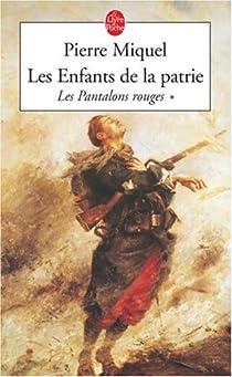 Les enfants de la patrie, tome 1 : Les pantalons rouges par Gomez-Baeza