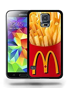Food Fried Potato Chips French Fries Phone Case Cover Designs for Samsung Galaxy S5