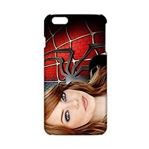 Diy Yourself 2015 Ultra Thin amazing spider-man 3 icon 3D cell phone AjxGQioHD4g case cover and Cover for iphone 6 4.7
