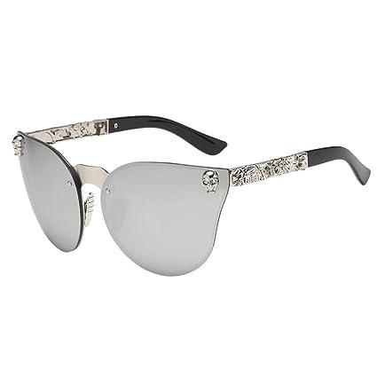 Gafas de sol Gafas de sol estilo aviador espejadas, gafas de ...