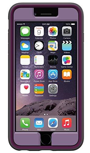 Speck SPK-A3495 MightyShell/Faceplate Hard Case 14 cm (5,5 Zoll) für Apple iPhone 6 Plus purple/soot