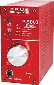 True Systems P-Solo Ribbon Mic Preamp