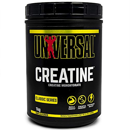 Universal Nutrition 100% Pure Creapure® Creatine Monohydrate Powder 1000g