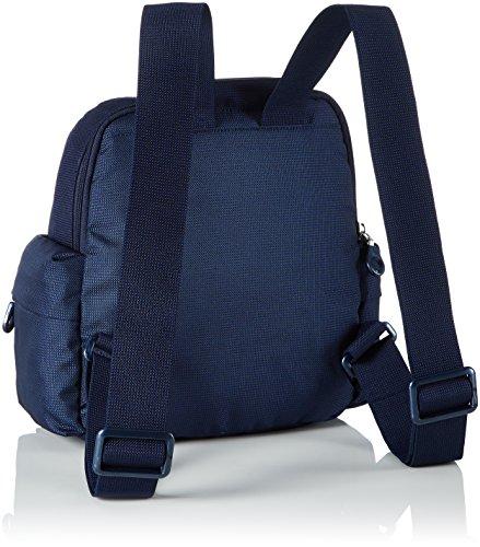 Blue Tracolla Bag Dress Mandarina Duck Blue Shoulder Md20 Women's qBXzx8C