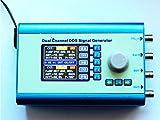 GOWE High Precision 2.4'' TFT Digital Dual-channel DDS Signal Generator Arbitrary Waveform Generator 200MSa/s 0-5 MHz