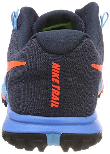Navy Total Blue Running Shoes Fury 4 Kiger Men Crimson NIKE Zoom Air Terra Thunder Blue Blue 's Armoury 8ax0qfwZC