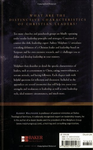 Being leaders the nature of authentic christian leadership being leaders the nature of authentic christian leadership aubrey malphurs 9780801091438 amazon books malvernweather Image collections
