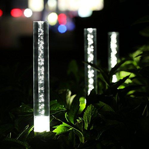Crystal Bubble Garden Lights
