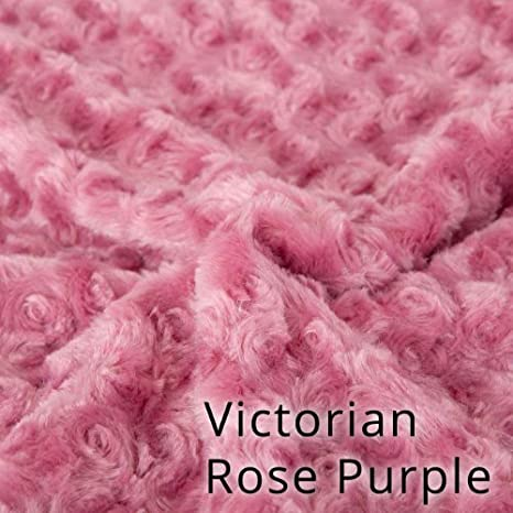 Neotrims Morbido Pile Rosa Simil Pelliccia Ideale Come Sfondo Per